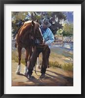 Framed Pardners