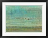 Sandbar I Framed Print