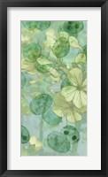 Framed Mint Progeny I