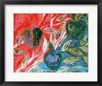 Apples I Framed Print