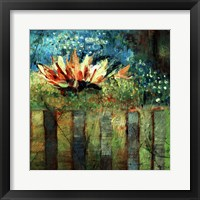 Impressionist Lily II Framed Print