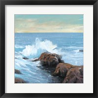 Rip Tide I Framed Print