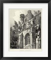 Framed Gothic Detail VII