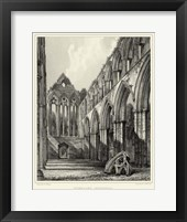 Framed Gothic Detail IX