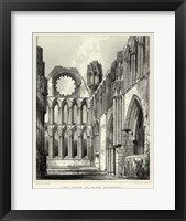 Framed Gothic Detail X