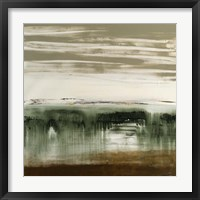 Juncture II Framed Print