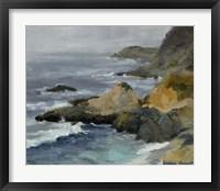 Framed Bodega Head