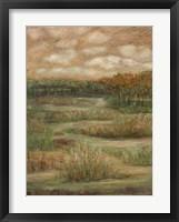 Autumn Sky I Framed Print