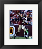 Framed Robert Griffin III 2013 Action