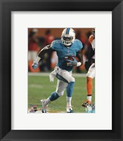 Framed Mike Wallace with the ball 2013