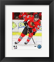 Framed Patrick Kane 2013-14 Action