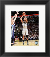 Framed Tim Duncan 2013-14 Action