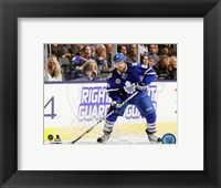 Framed Phil Kessel 2013-14 Action