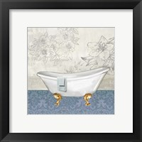 Garden Bath I - Mini Framed Print