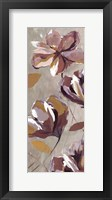 Framed Rising Magnolias II - Mini