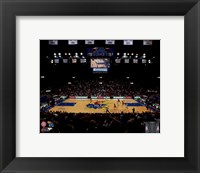 Framed Allen Fieldhouse University Court of Kansas Jayhawks 2012