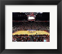 Framed Value City Arena Ohio State Buckeyes 2013