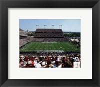 Framed Kyle Field Texas A&M Aggies 2013