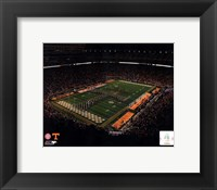 Framed Neyland Stadium Univserity of Tennessee 2013