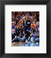 Framed Kevin Durant 2013-14 Action