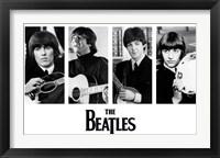 Framed Beatles - Portraits