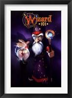 Framed Wizard101 - Merle Ambrose