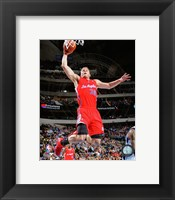 Framed Blake Griffin 2013-14 slam dunk