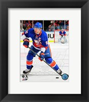 Framed John Tavares 2013-14 Action