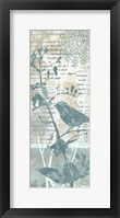 Winter Birds II Framed Print