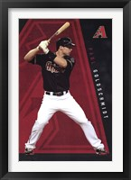 Framed Arizona Diamondbacks® - P Goldschmidt 14