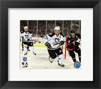 Framed Sidney Crosby 2014 NHL Stadium Series Action