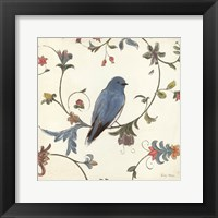 Birds Gem I Framed Print