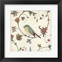 Birds Gem II Framed Print