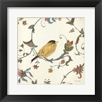 Birds Gem III Framed Print