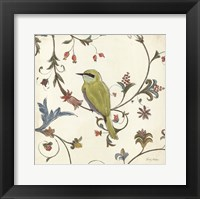 Birds Gem IV Framed Print
