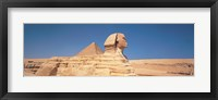 Framed Sphinx Giza Egypt