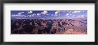 Framed Rock formations at Grand Canyon, Grand Canyon National Park, Arizona