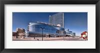 Framed Newest Revel casino at Atlantic City, Atlantic County, New Jersey, USA