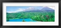 Framed Akan-Fuji Hokkaido Japan