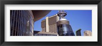 Framed Buildings in a city, Nashville, Tennessee