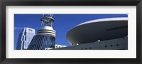 Framed Bridgestone Arena, Nashville, Tennessee