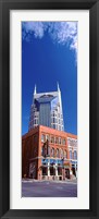 Framed BellSouth Building in Nashville, Tennessee