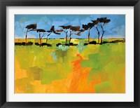 Framed Suffolk Scots