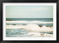 Framed Flowing Sea