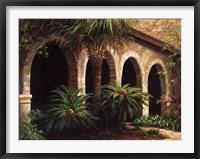 Framed Sago Arches