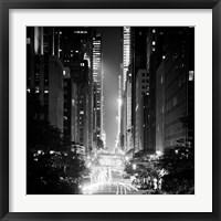 Framed 42nd Street