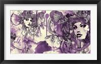 Framed Viola