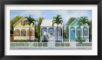 Framed Key West Cottages