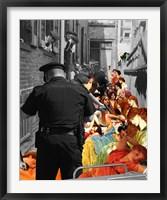 Framed Crackdown