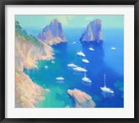 Framed Capri II